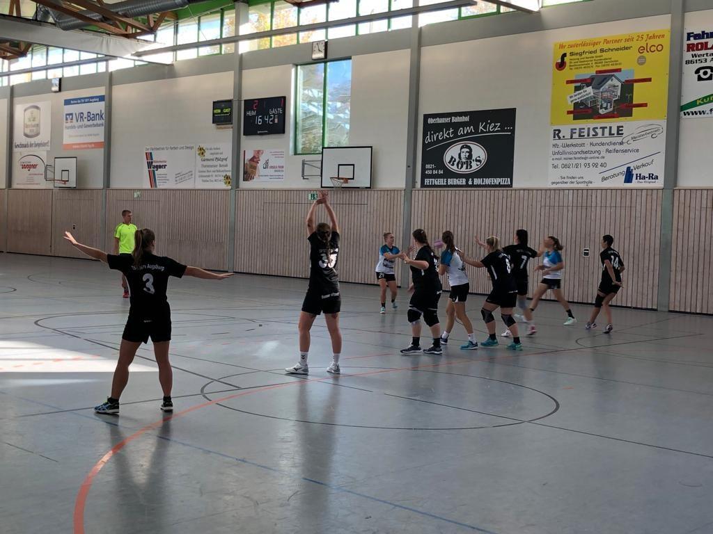 TSV 1871 Augsburg Damen - HSG Lauingen-Wittislingen_2