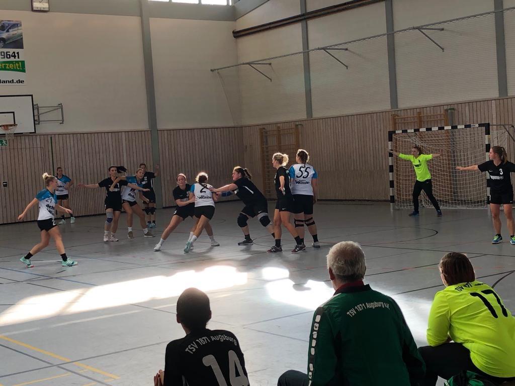 TSV 1871 Augsburg Damen - HSG Lauingen-Wittislingen_4
