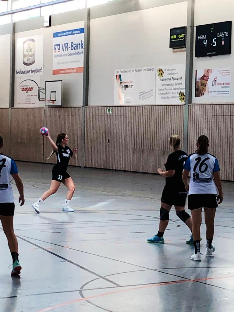 TSV 1871 Augsburg Damen - HSG Lauingen-Wittislingen_7