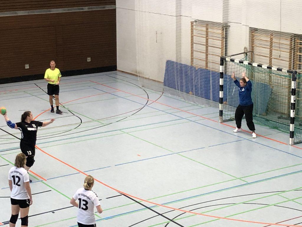 TSV Göggingen II - TSV 1871 Augsburg Damen_3