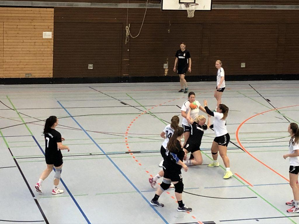 TSV Göggingen II - TSV 1871 Augsburg Damen_5