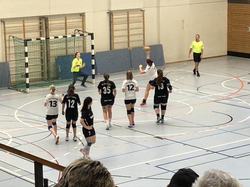 TSV Göggingen II - TSV 1871 Augsburg Damen_14