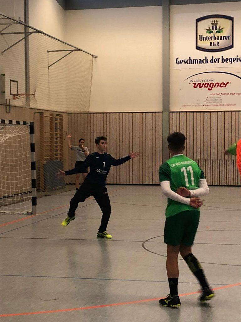 männliche B-Jugend - SG Biessenhofen-Marktoberdorf