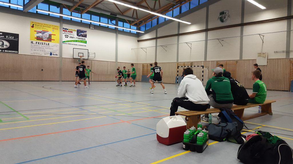 TSV 1871 Augsburg männl. B-Jugend - TSV Mindelheim_8