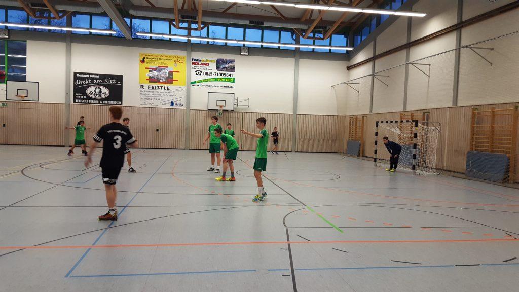 TSV 1871 Augsburg männl. B-Jugend - TSV Mindelheim_7