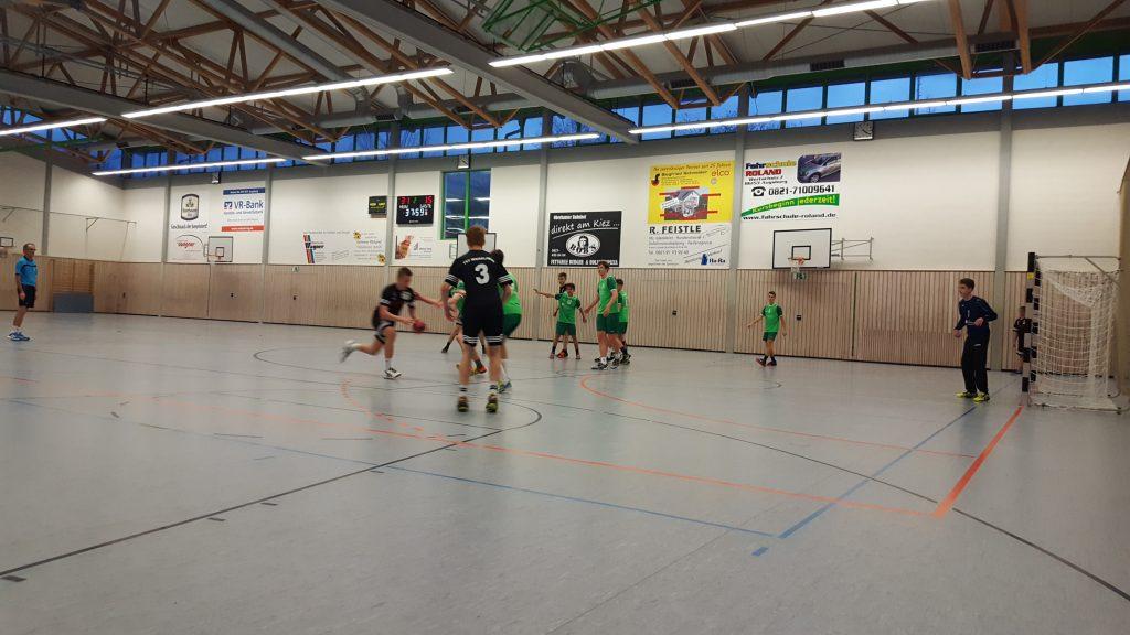 TSV 1871 Augsburg männl. B-Jugend - TSV Mindelheim_6