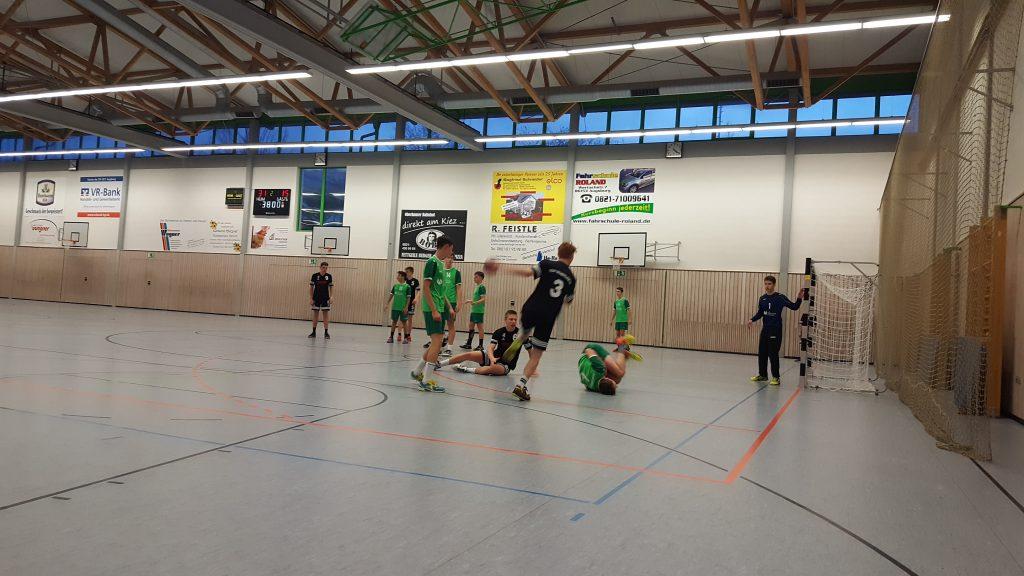 TSV 1871 Augsburg männl. B-Jugend - TSV Mindelheim_5