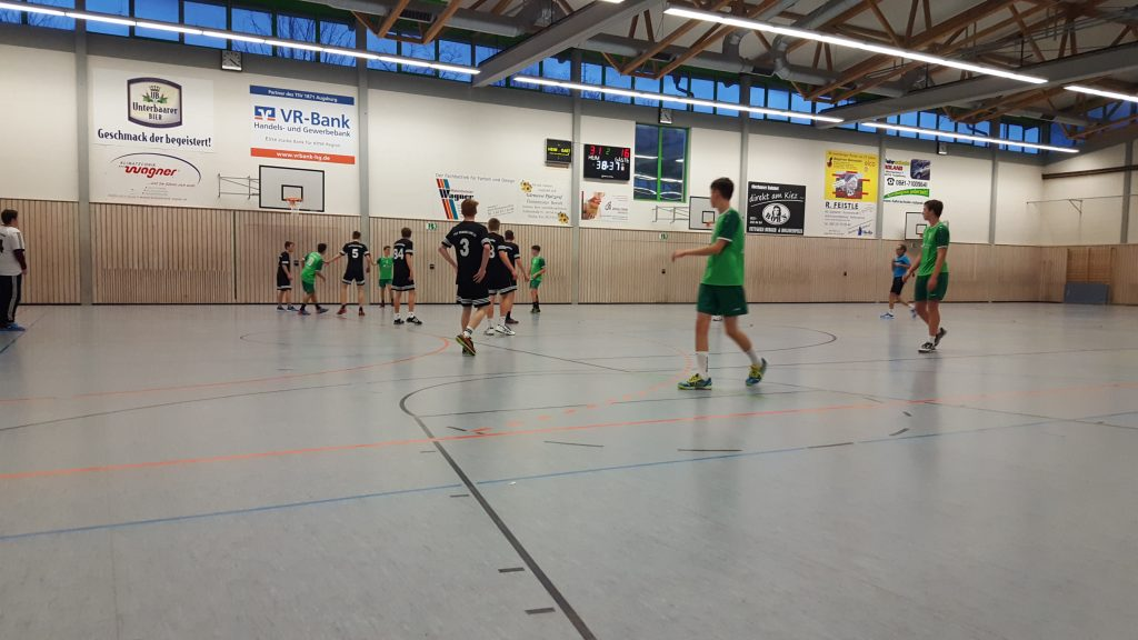 TSV 1871 Augsburg männl. B-Jugend - TSV Mindelheim_4