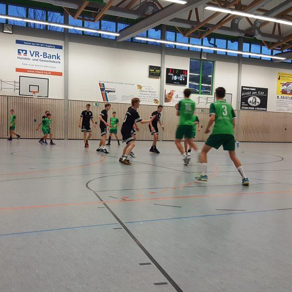 TSV 1871 Augsburg männl. B-Jugend - TSV Mindelheim_3