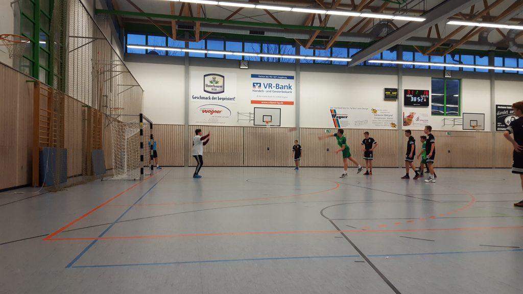 TSV 1871 Augsburg männl. B-Jugend - TSV Mindelheim_2