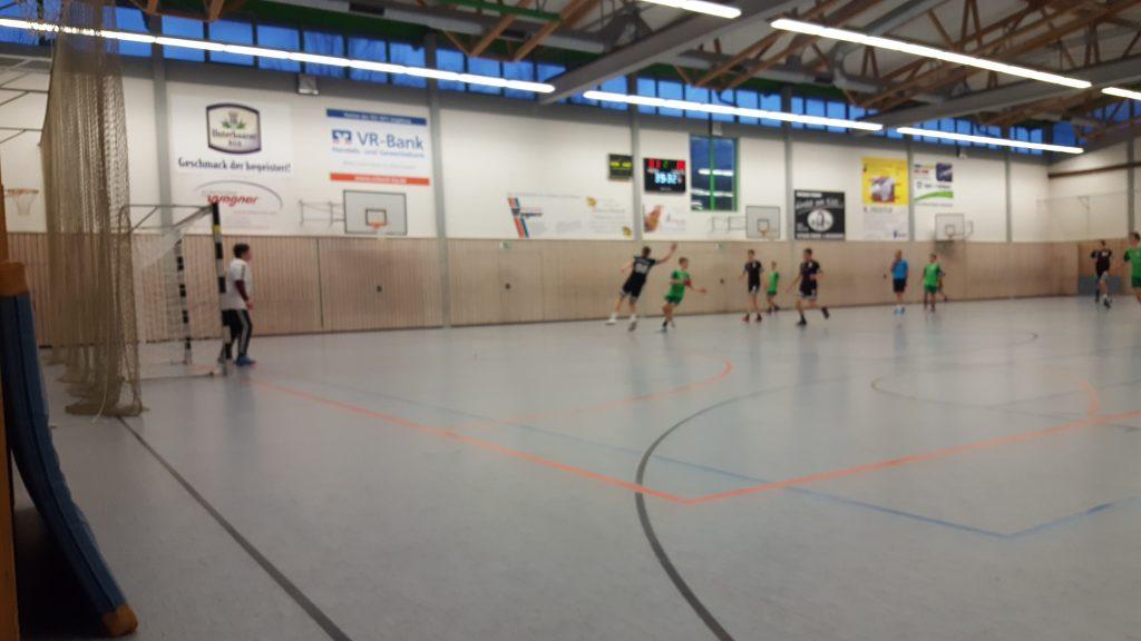 TSV 1871 Augsburg männl. B-Jugend - TSV Mindelheim_1