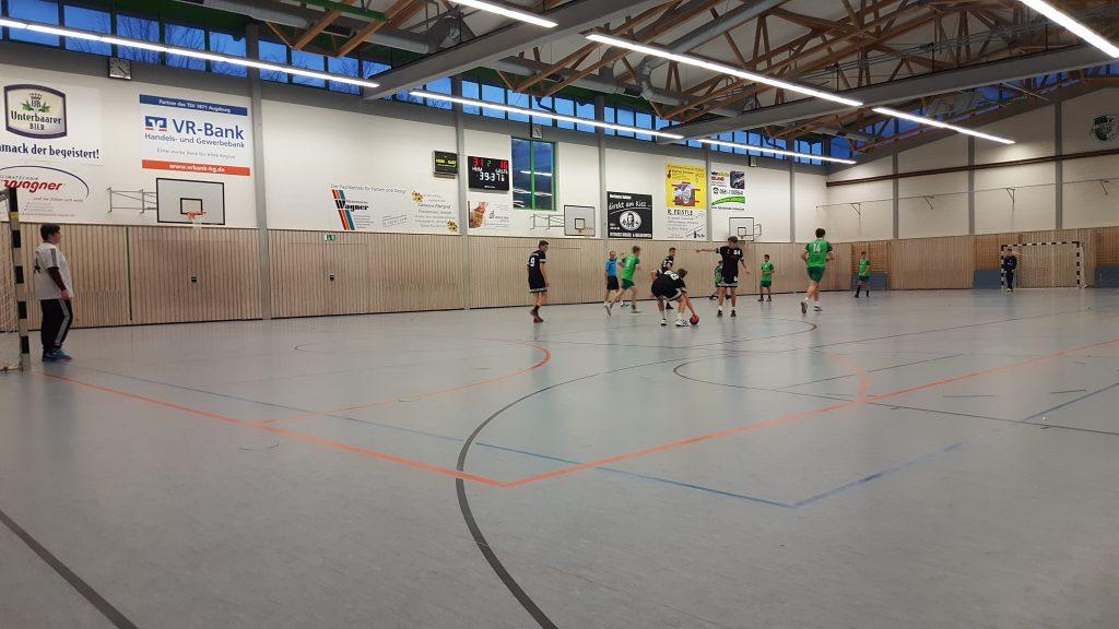 TSV 1871 Augsburg männl. B-Jugend - TSV Mindelheim