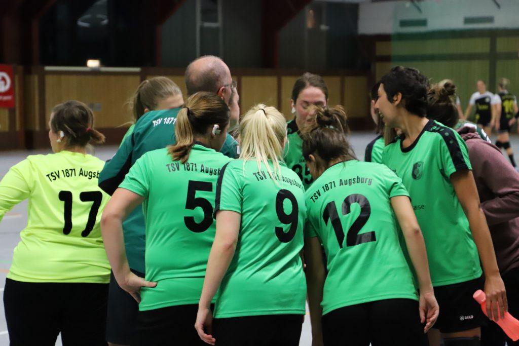 TSV Bäumenheim - TSV 1871 Augsburg Damen_5