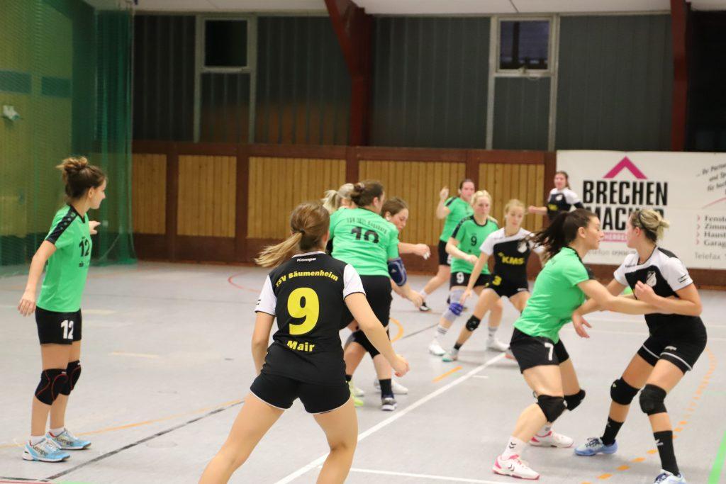 TSV Bäumenheim - TSV 1871 Augsburg Damen_6