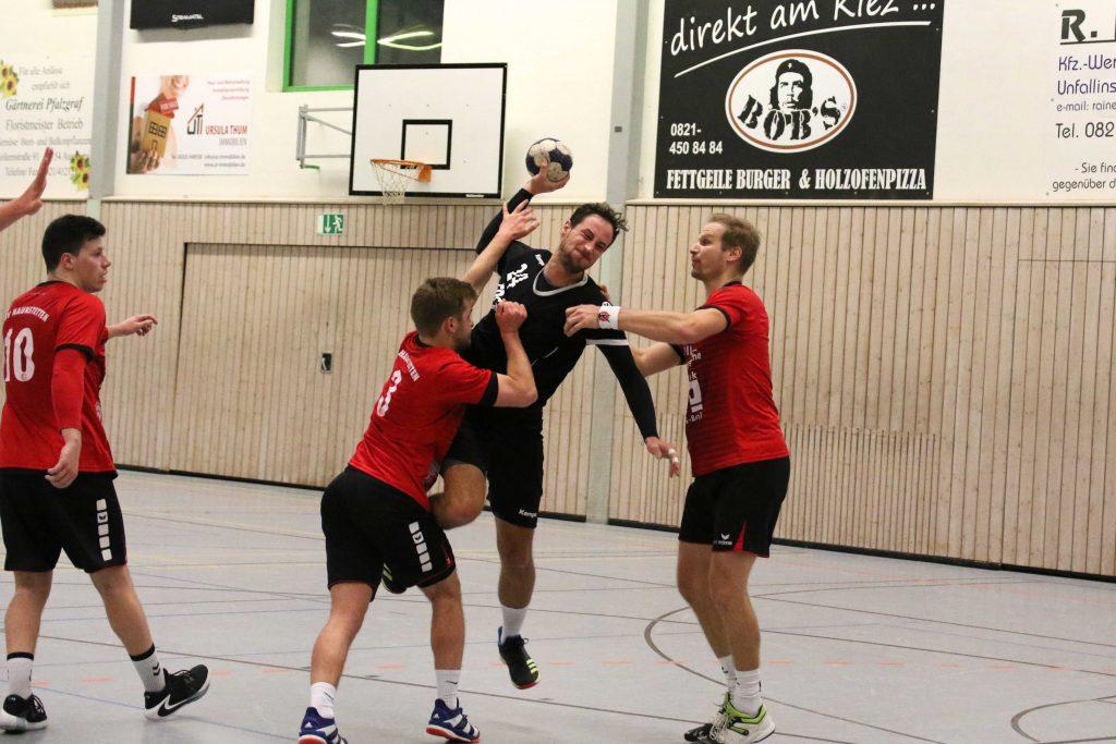 SG 1871 Augsburg - TSV Haunstetten II_9
