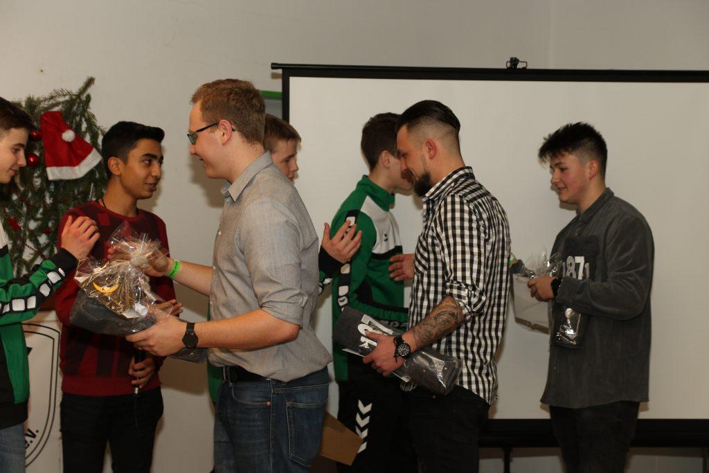 TSV 1871 Augsburg Handball - Weihnachtsfeier 2019_9