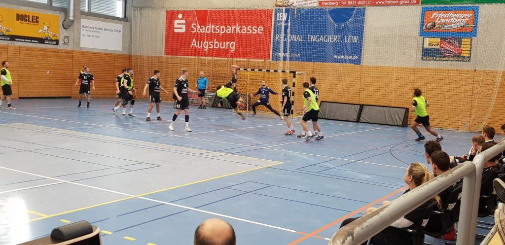 TSV Friedberg II - SG 1871 Augsburg_4