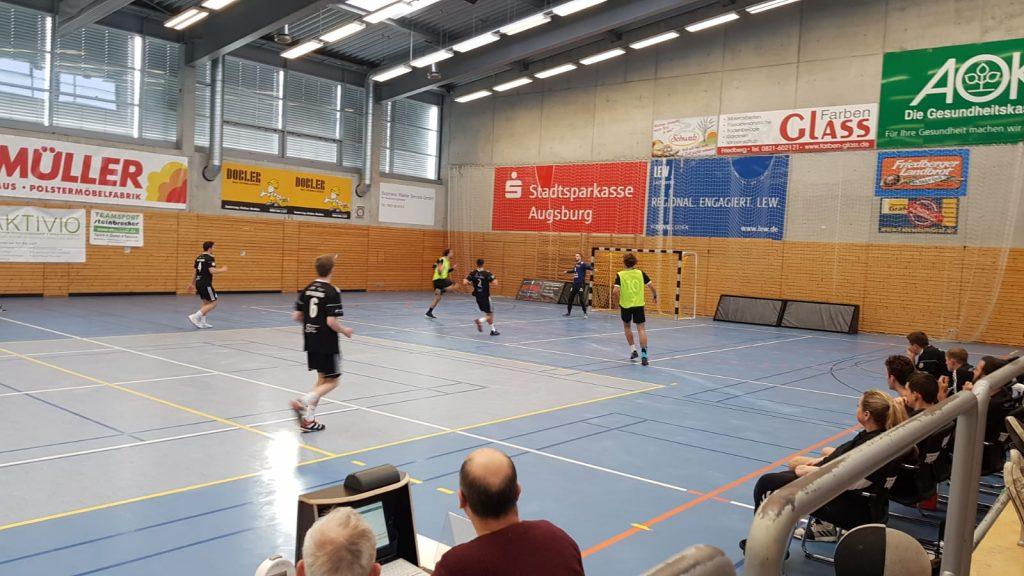 TSV Friedberg II - SG 1871 Augsburg_5