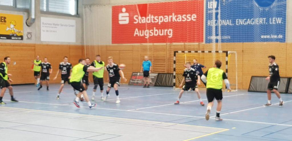 TSV Friedberg II - SG 1871 Augsburg_6