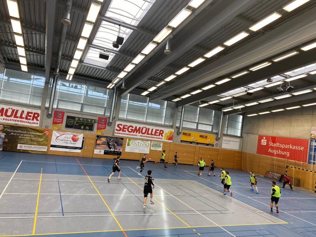 TSV Friedberg II - SG 1871 Augsburg_10