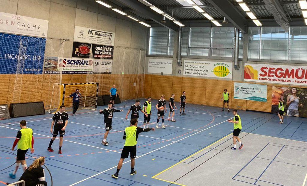 TSV Friedberg II - SG 1871 Augsburg_9