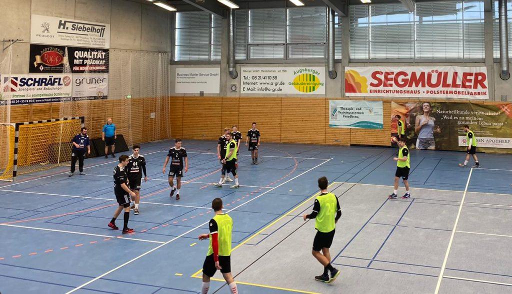 TSV Friedberg II - SG 1871 Augsburg_8