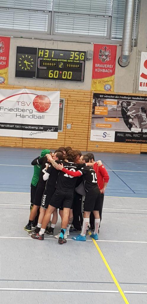 TSV Friedberg II - SG 1871 Augsburg_14