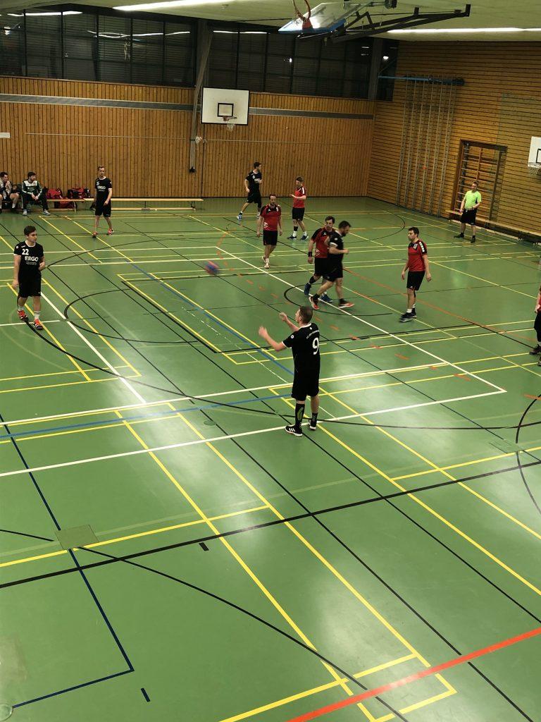 SG 1871 Gersthofen II - TSV Haunstetten III