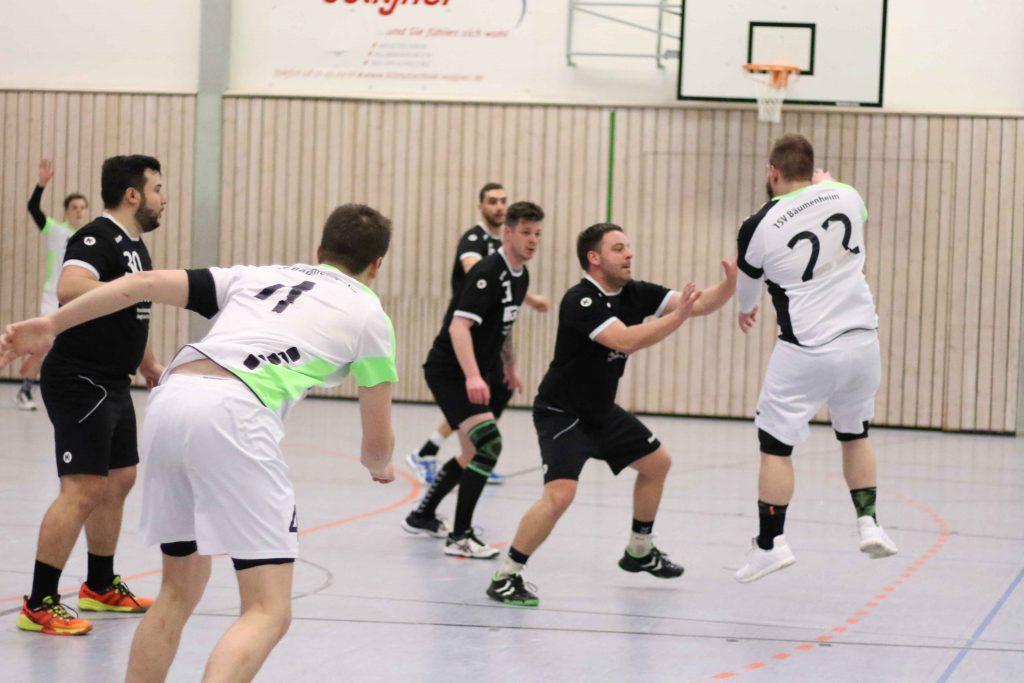 SG 1871 Gersthofen II - TSV Bäumenheim_5