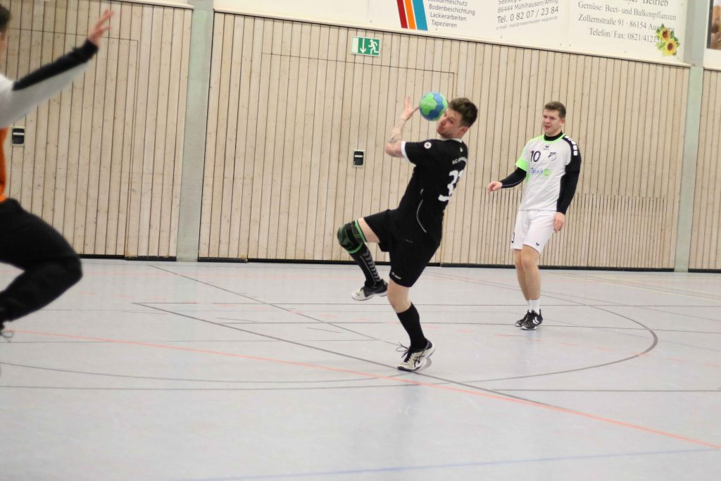 SG 1871 Gersthofen II - TSV Bäumenheim_22
