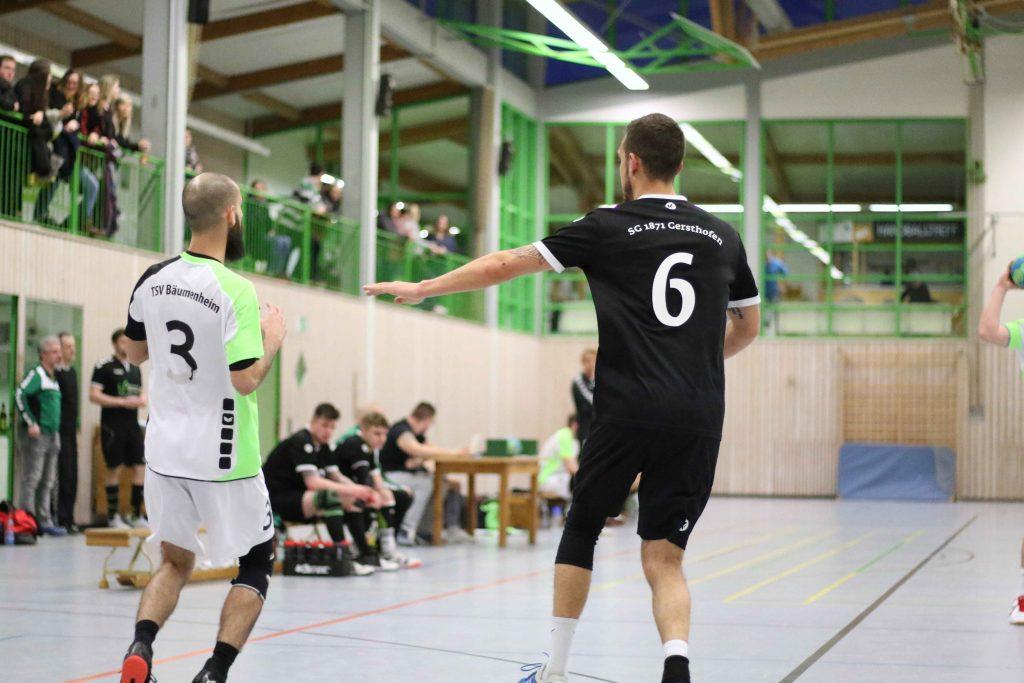 SG 1871 Gersthofen II - TSV Bäumenheim_21