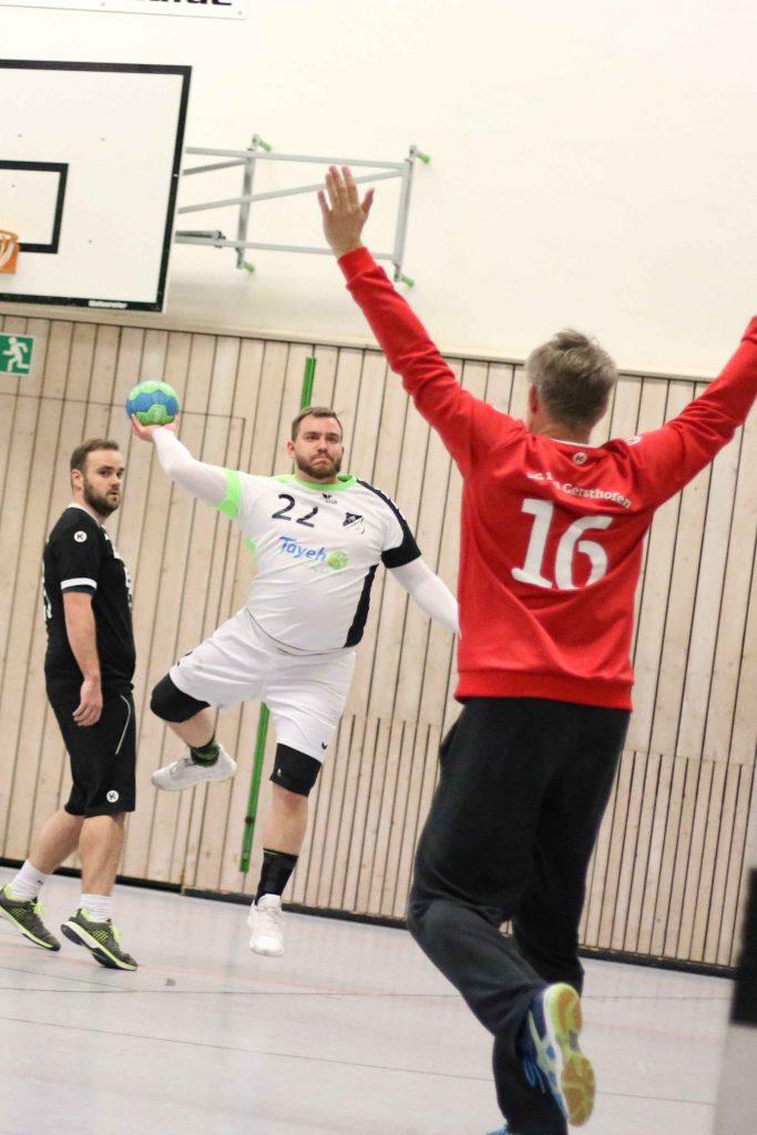 SG 1871 Gersthofen II - TSV Bäumenheim_20