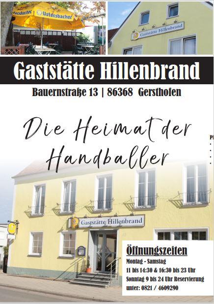 Gaststätte Hillebrand