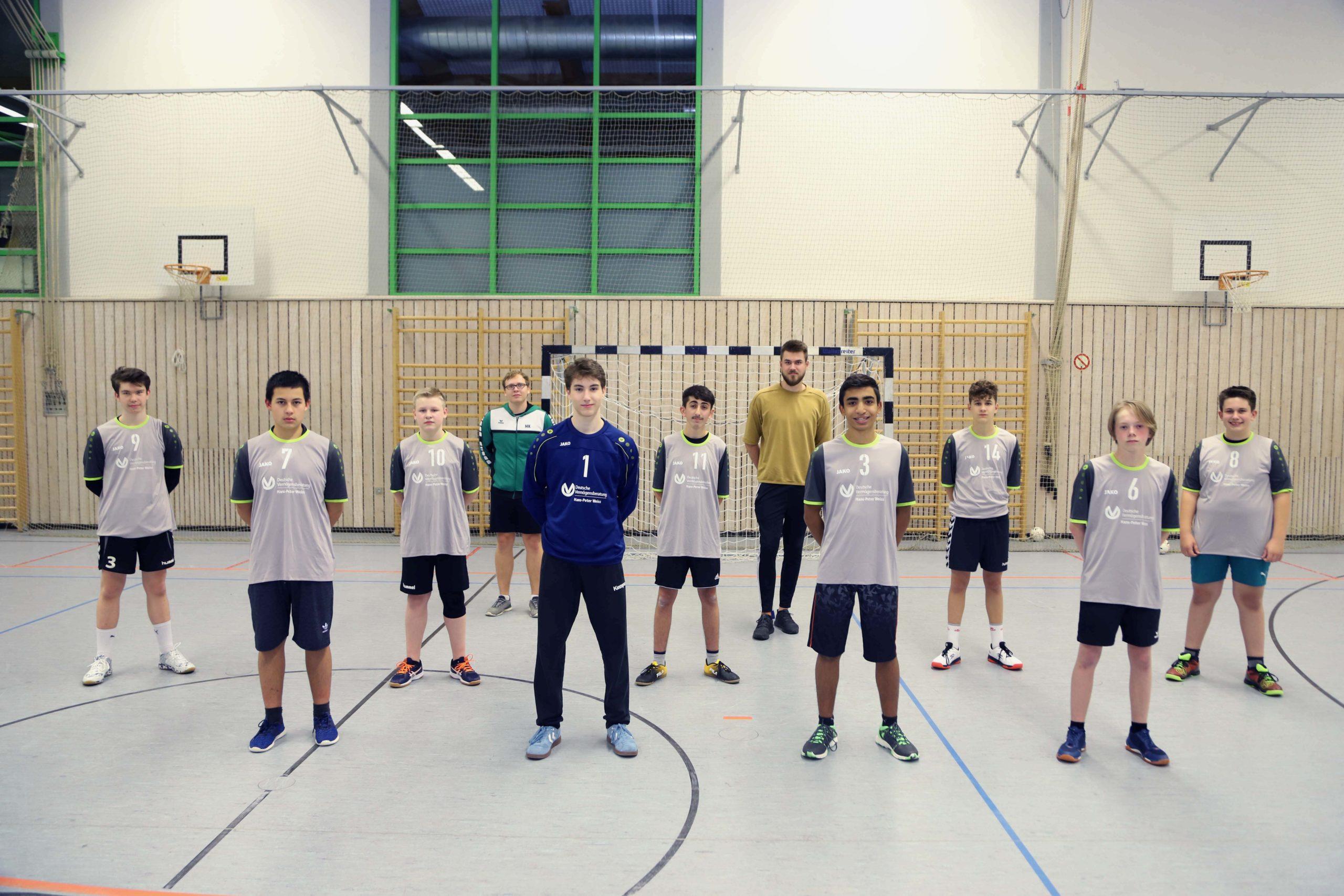 mB-Jugend Saison 2020/2021
