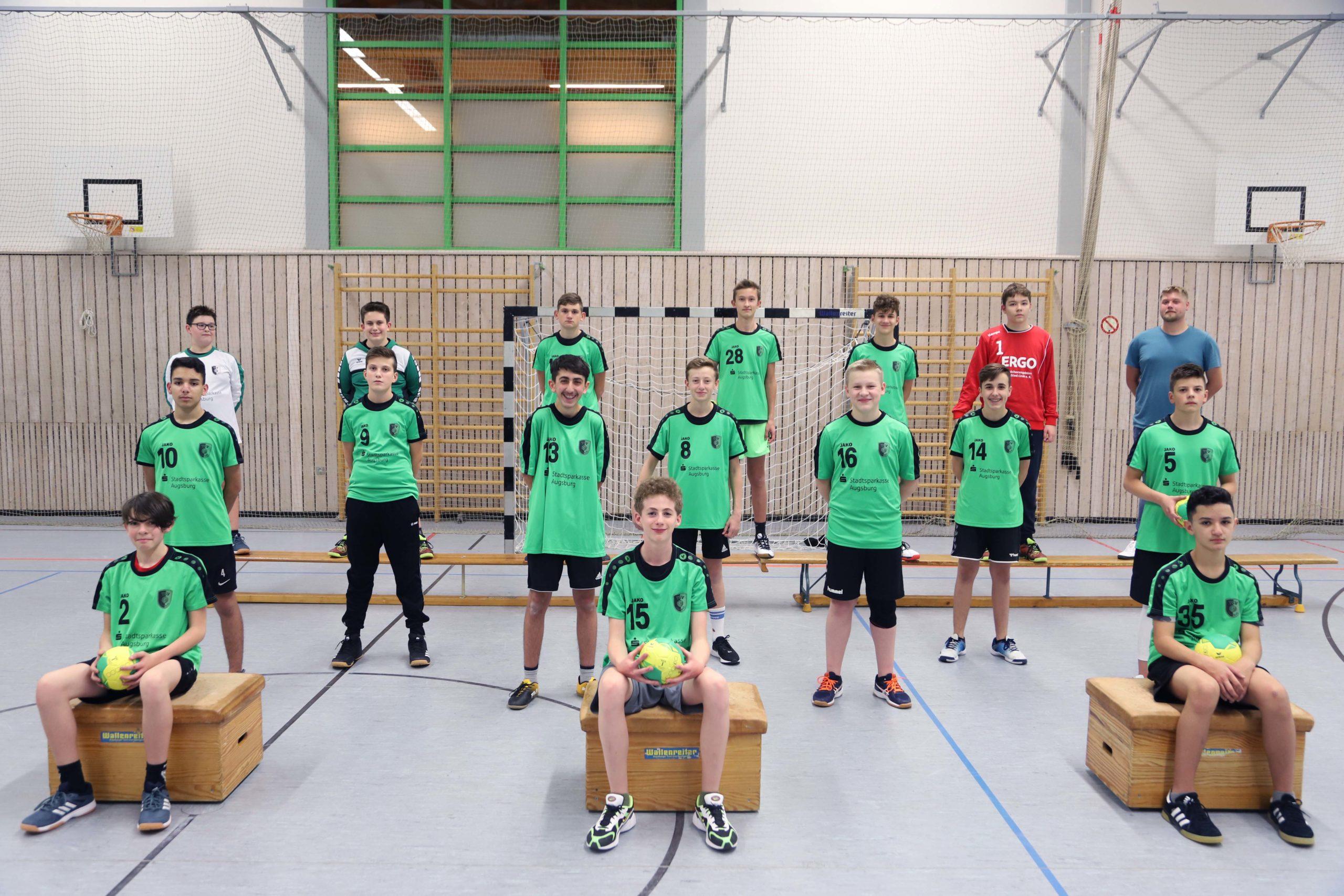 mC-Jugend Saison 2020/2021