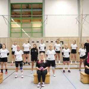 wA-Jugend Saison 2020/2021