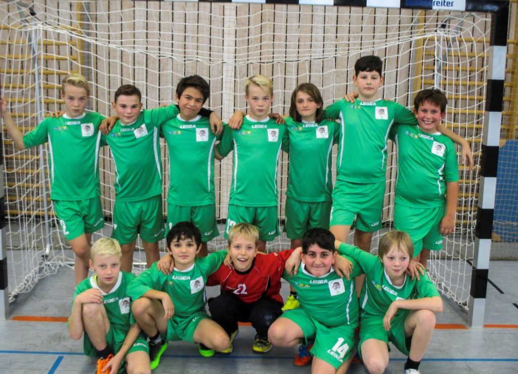 TSV 1871 Augsburg Handball D-Jugend