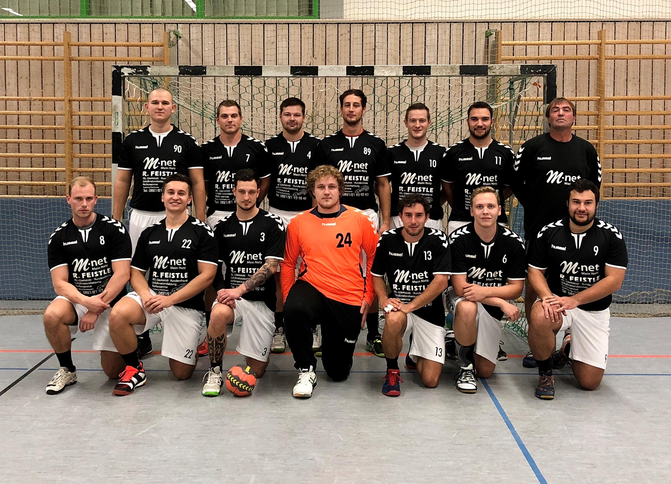 Männer I - TSV Aichach II