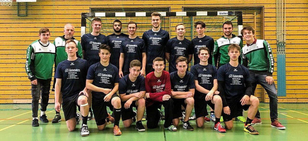 TSV 1871 Augsburg Handball A-Jugend