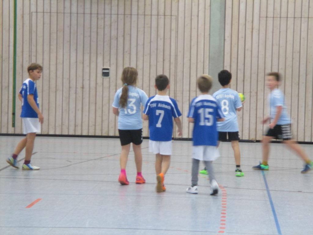 Handball E-Jugend TSV 1871 Augsburg