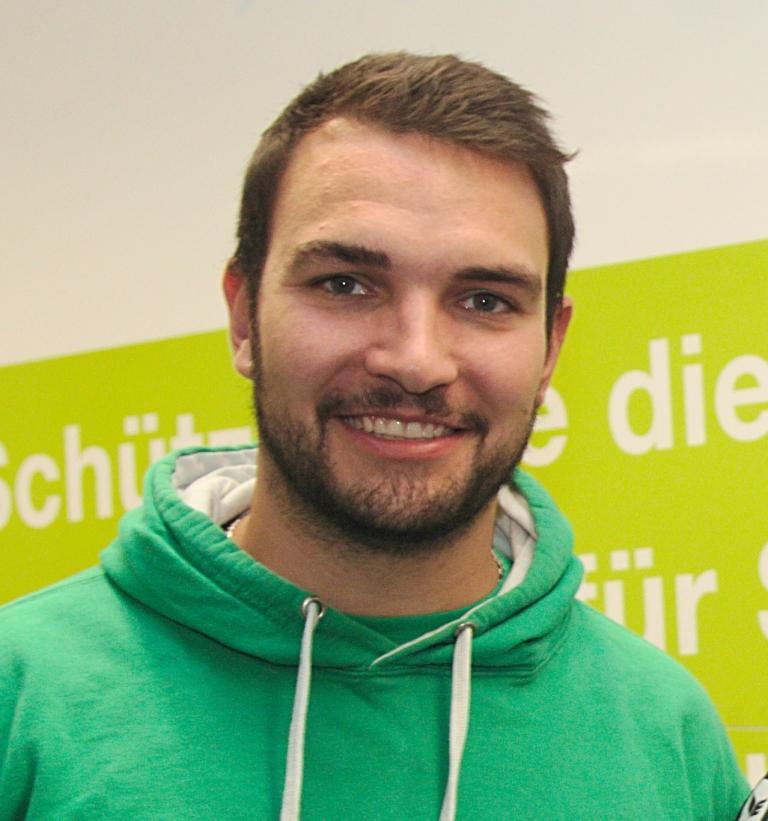 Lukas Schmölz 2. Abteilungsleiter
