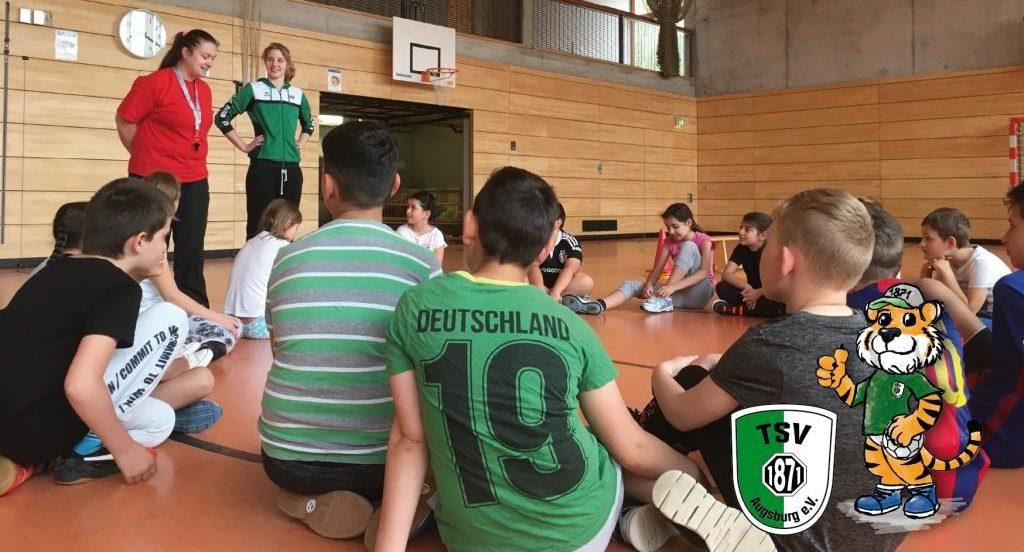 Handball-Aktionstag Jugend